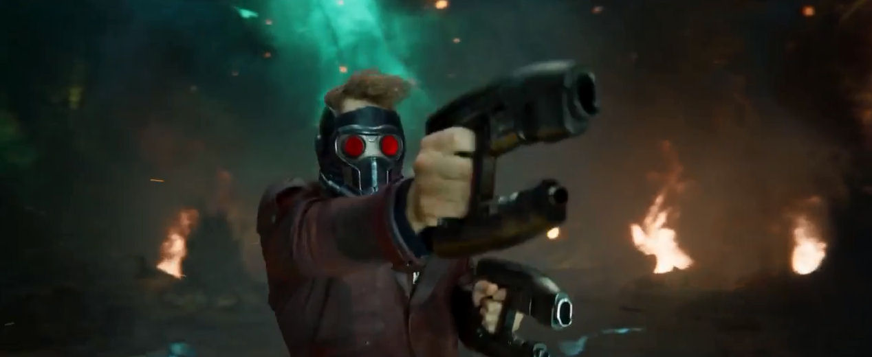 Guardians of the Galaxy volume 2 trailer