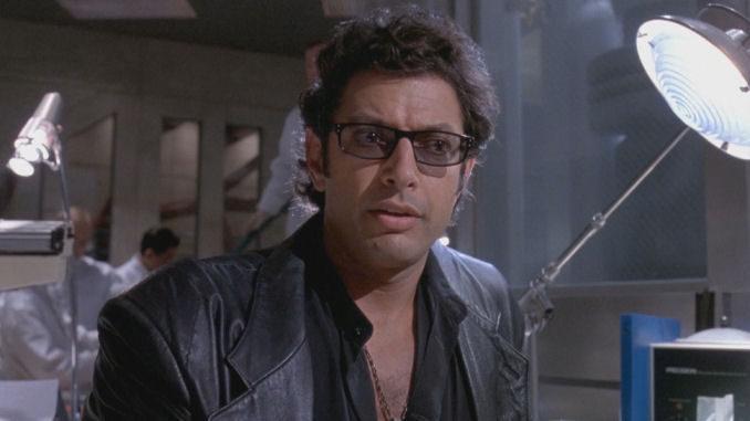 Jeff Goldblum Jurassic World