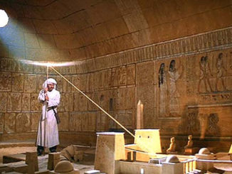 Raiders Of The Lost Ark Map Room