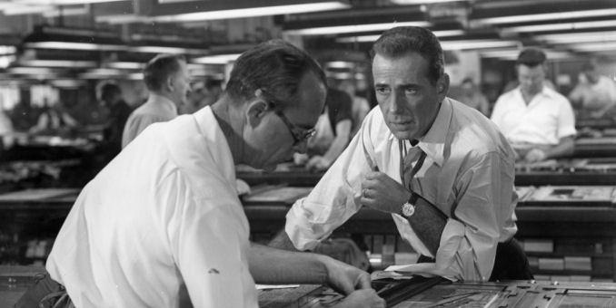 Deadline USA Bogart