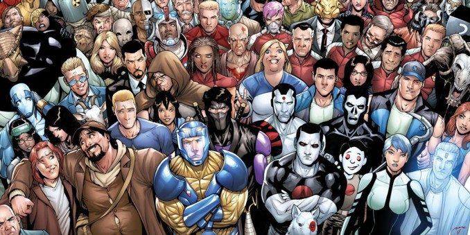 Valiant characters