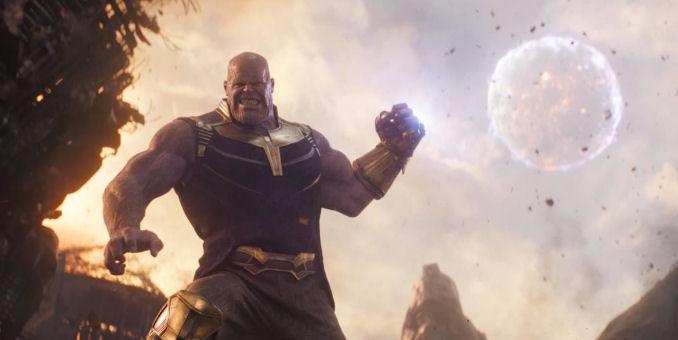 Inifinity War Thanos