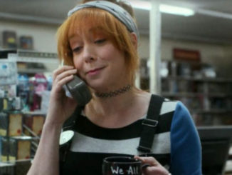 You May Be The Killer Alyson Hannigan
