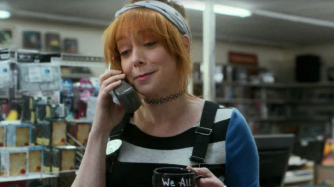 You Might Be The Killer Alyson Hannigan