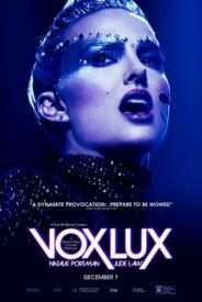Vox Lux Natalie Portman poster