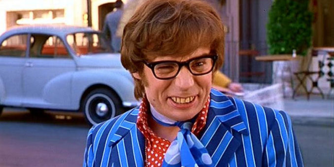 Austin Powers Mike Myers