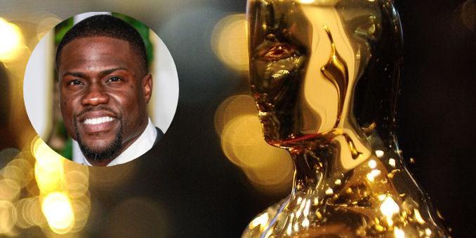 Academy Awards Kevin Hart