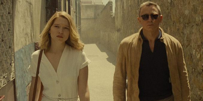 Spectre Lea Seydoux Daniel Craig