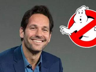 Paul Rudd Ghostbusters