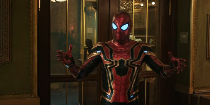 Spider-Man Far From Home deleted scene