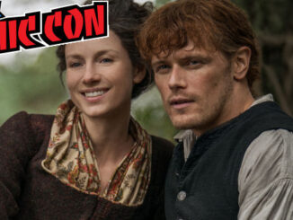 New York Comic Con Outlander