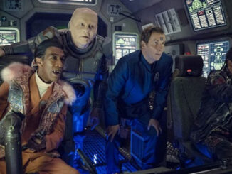 Red Dwarf Promised Land