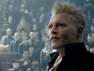 Johnny Depp Fantastic Beasts