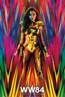 Wonder Woman 1984 review poster