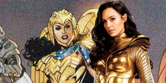 Wonder Woman 1984 2020 film