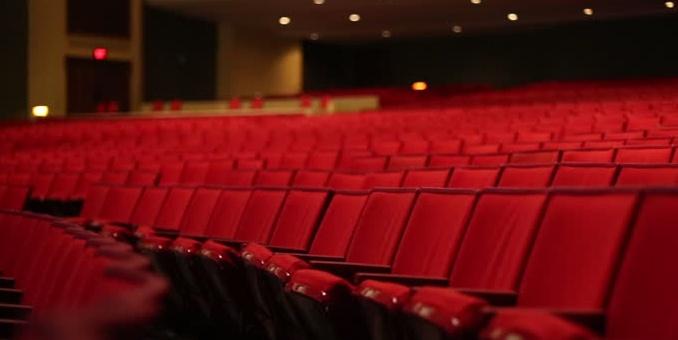 empty theater 2020 film