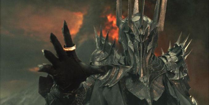 Middle=earth Sauron