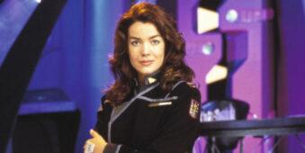 Babylon 5 Claudia Christian