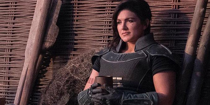 Gina Corano Mandalorian