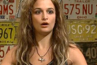 SNL Jenny Slate