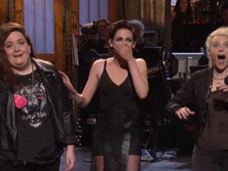 SNL Kristen Stewart