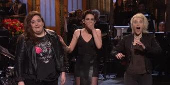 Kristen Stewart SNL