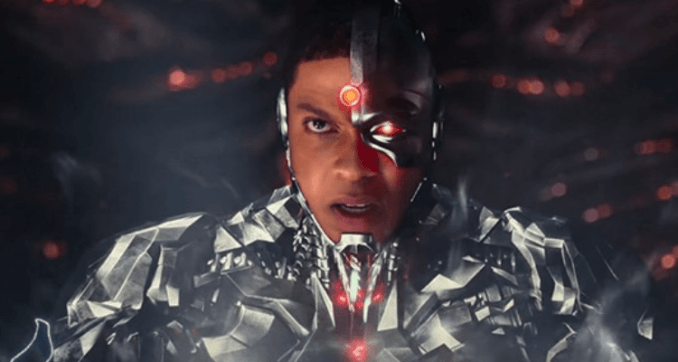 Zach Snyder Justice League Cyborg