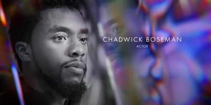 Chadwick Boseman In Memorium