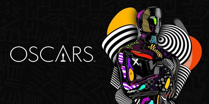 Oscars 2021 logo