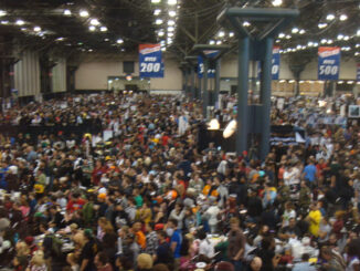 NYCC Crowds