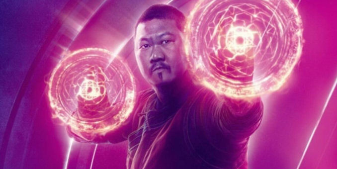 Doctor Strange Wong