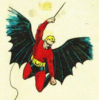 Bob Kane's Original Bat-Man