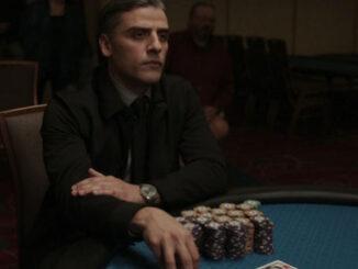 Card Counter Oscar Isaac